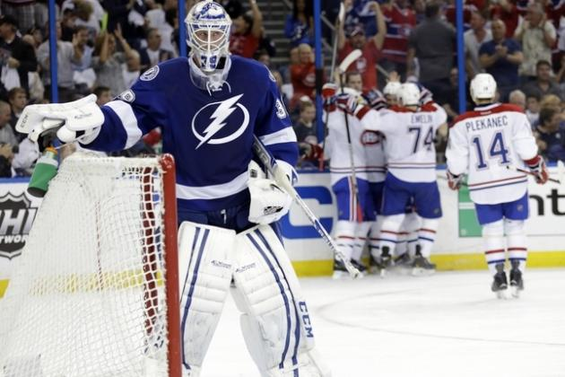 Biggest Takeways from Start of Tampa Bay Lightning's 1st-Round Playoff Matchup