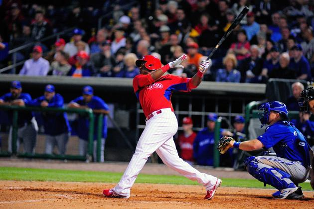 Stock Up, Stock Down for Philadelphia Phillies' Top 10 Prospects Entering Week 4