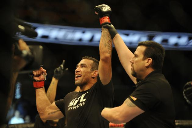 UFC Rankings for Each Weight Division Following UFC on Fox 11