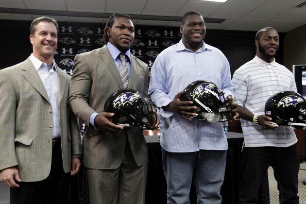 Re-Grading Baltimore Ravens' Past 5 Drafts