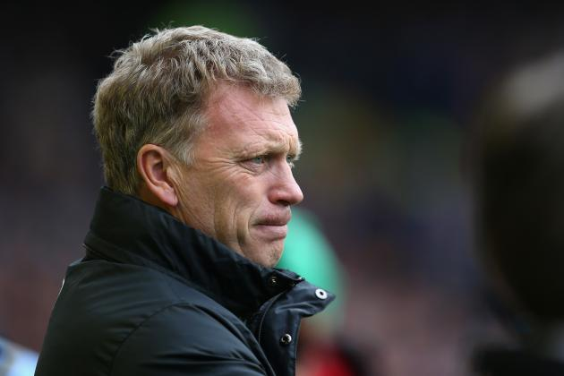 Paper News and Gossip: David Moyes Sacked by Manchester United, Van Gaal Next?