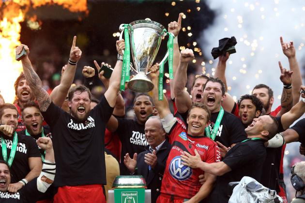 Ranking the Top 25 Players in Heineken Cup History