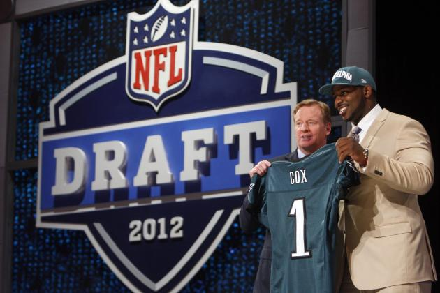 Re-Grading Philadelphia Eagles' Past 5 Drafts