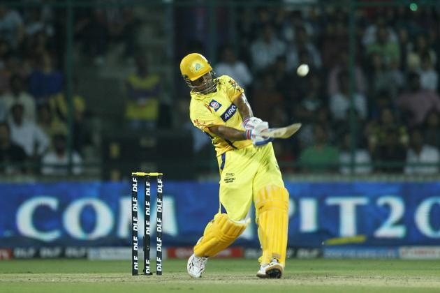 IPL: 20 Great Sixes in the Tournament's History