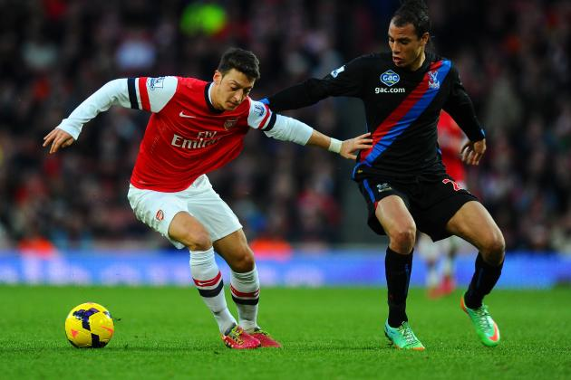 10 Little-Known Facts About Arsenal's Mesut Ozil