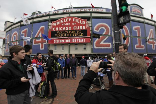 10 Things You Don't Know About the 100 Years of Wrigley Field