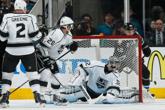 5 Adjustments Los Angeles Kings Must Make vs. San Jose Sharks in Round 1