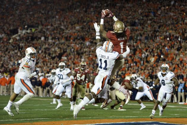 Top NFL Draft Prospects' Most Memorable College Moments