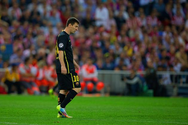 Power Ranking the Week's 20 Hottest Transfer Rumours: Lionel Messi to Be Sold?