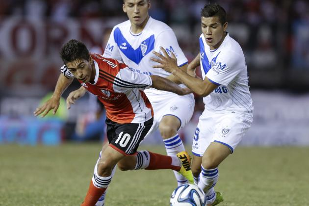 Argentina's 10 Best Home-Based Talents Bound for Europe