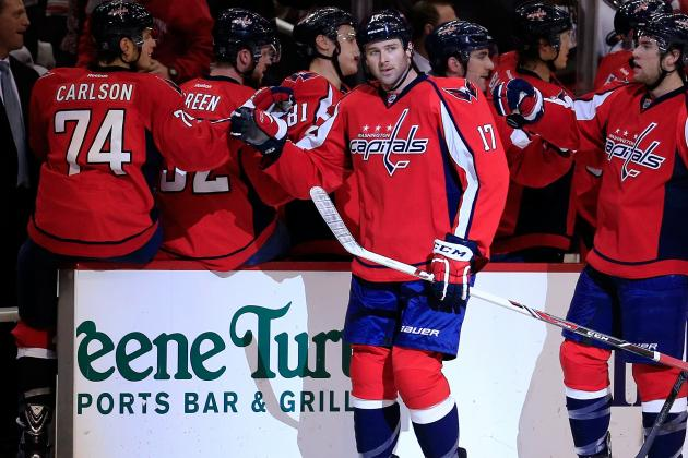 Washington Capitals Most Likely to Leave in the 2014 NHL Offseason