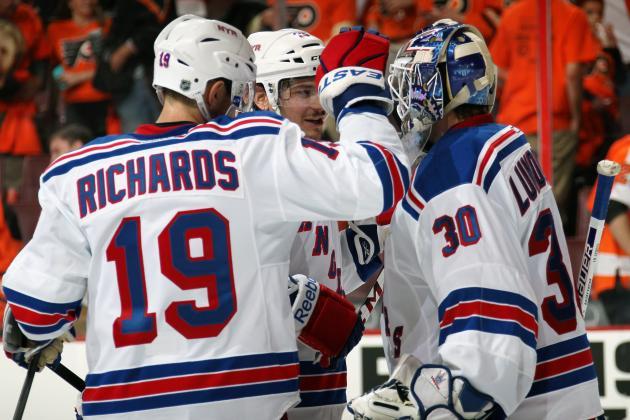 Breaking Down What New York Rangers Did Right in Game 3 vs. Philadelphia Flyers