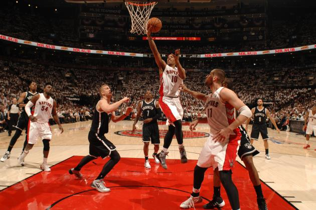2014 NBA Playoffs: Best Highlights from 1st-Round Action on Tuesday, April 22