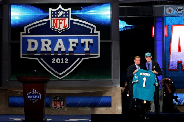Re-Grading Miami Dolphins' Past 5 Drafts