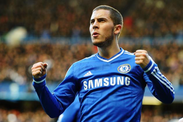 10 Reasons Why Eden Hazard Can Spark a Massive World Cup for Belgium