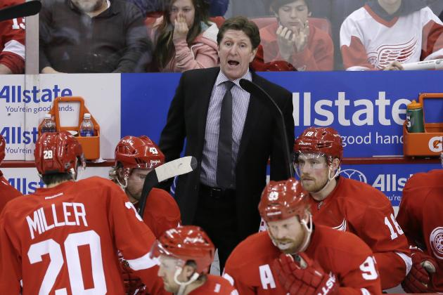 5 Burning Questions After Start of Detroit Red Wings' 1st-Round Playoff Matchup