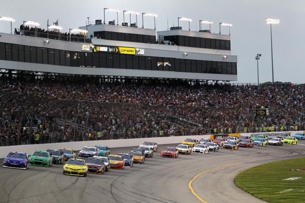 Complete Preview and Prediction for 2014 NASCAR Sprint Cup Series at Richmond
