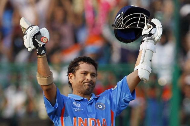 Ranking Sachin Tendulkar's Top 25 Innings for India and Mumbai