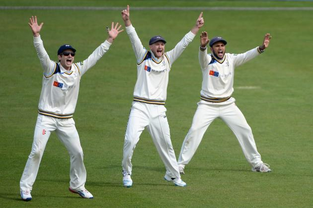 County Championship 2014: Round 3 Team of the Week