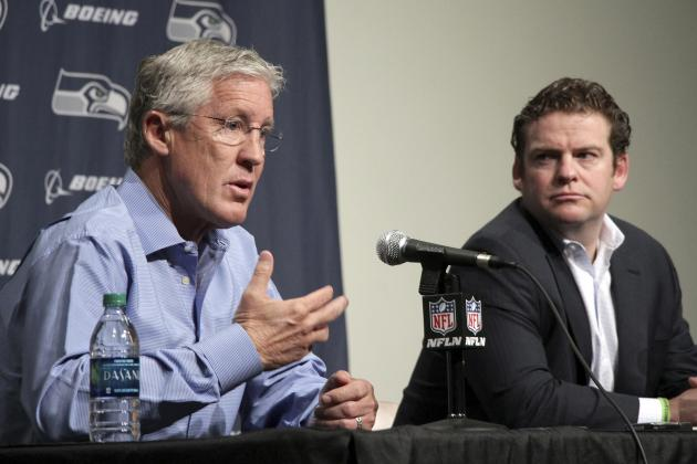 4 Creative Moves the Seattle Seahawks Can Pull on Draft Day