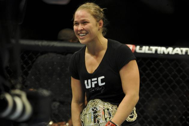 Ronda Rousey vs. Floyd Mayweather Jr.: Really, How Would a Fight Go?