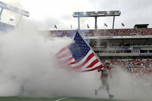 5 Must-Watch Matchups on Tampa Bay's 2014 Schedule