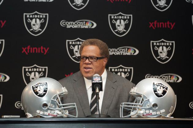 5 Creative Moves the Oakland Raiders Can Pull on Draft Day