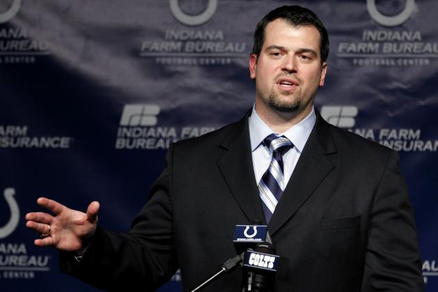 5 Creative Moves the Indianapolis Colts Can Pull on Draft Day