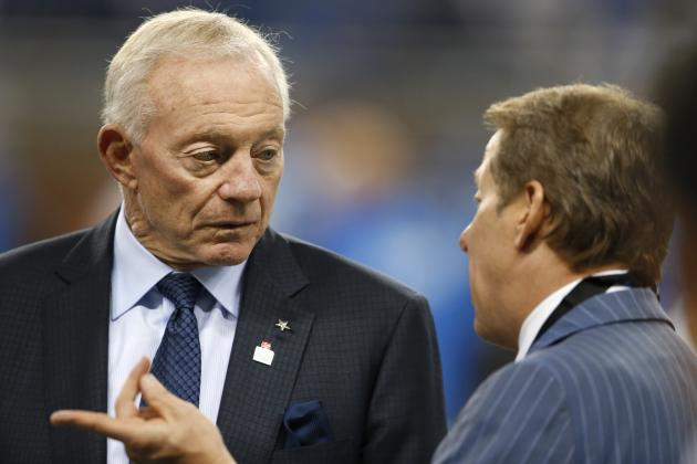 Dallas Cowboys: 5 Bold Predictions for 2014 NFL Draft