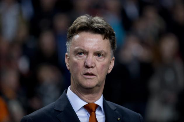 Netherlands Coach Louis Van Gaal's 'Philosophy' Explained
