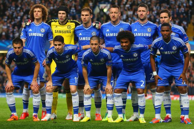 6 Players Who Could Be Part of a Second-String Chelsea Team vs. Liverpool