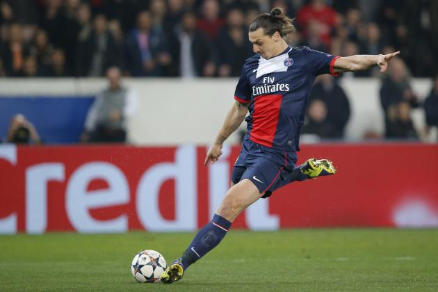 8 Insane Zlatan Ibrahimovic Stats No One Talks About