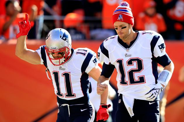 Breaking Down the New England Patriots' 2014 Regular-Season Schedule