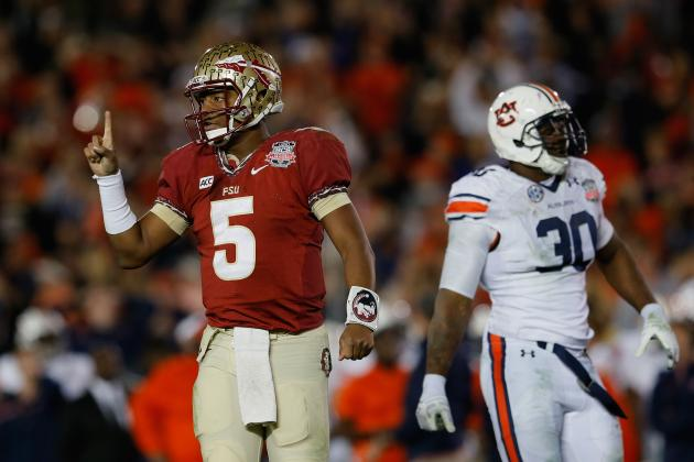 10 College Football Players We Wish Could Play with Jameis Winston