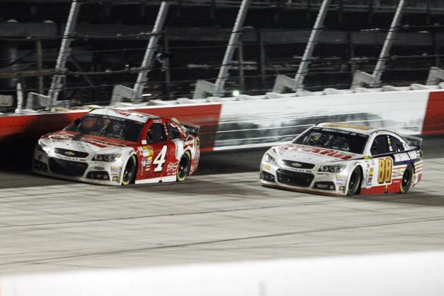 2014 NASCAR Sprint Cup Driver Rankings: Week 9 Edition
