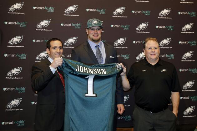 5 Creative Moves the Philadelphia Eagles Can Pull on Draft Day