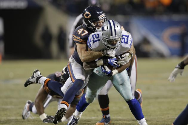 The Worst Dallas Cowboys Picks in Past 5 Drafts