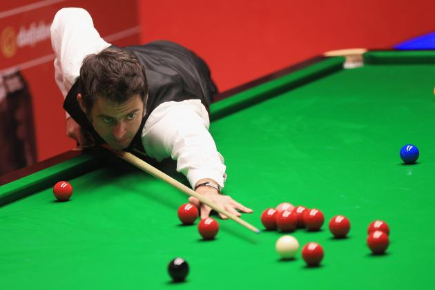 World Snooker Championship 2014: Round 2 Scores, Results, Fixtures and More