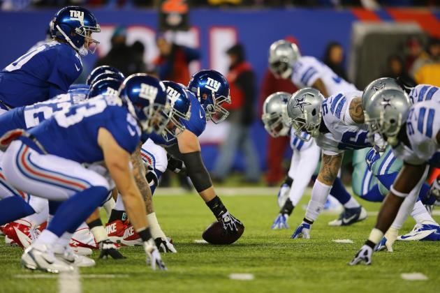 Must-Watch Matchups on New York Giants' 2014 Schedule
