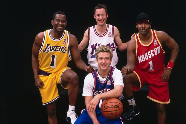 Awkward Celebrity Sports Photos