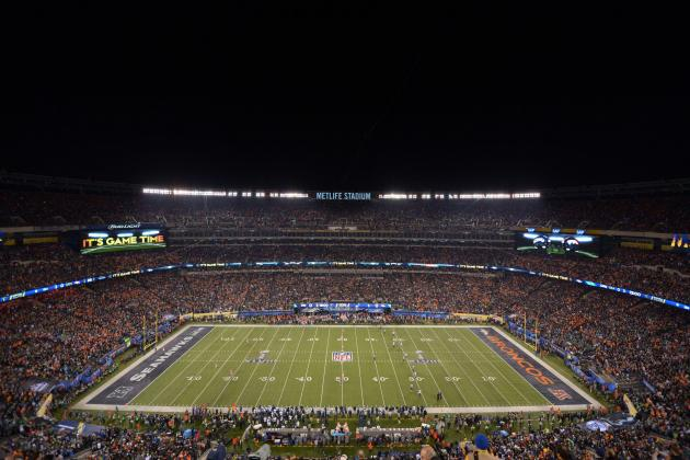 A Detailed Look at the New York Giants' 2014 Schedule