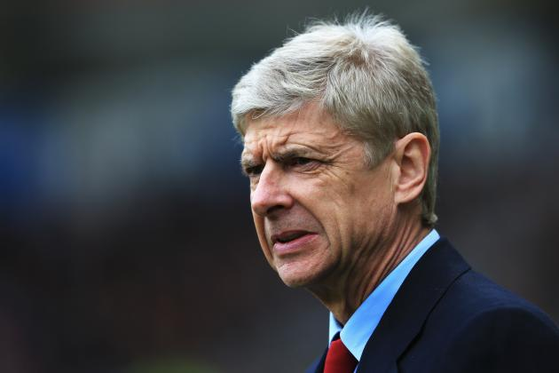 Firing Squad: Arsenal's Wenger, Inter's Mazzarri Facing Uncertain Summers