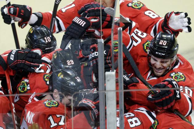 Biggest Takeways from Start of Chicago Blackhawks' 1st-Round Playoff Matchup