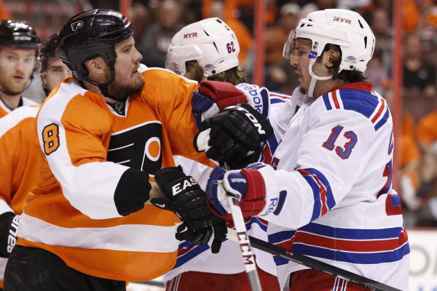 What the Flyers Must Change in Order to Beat the New York Rangers