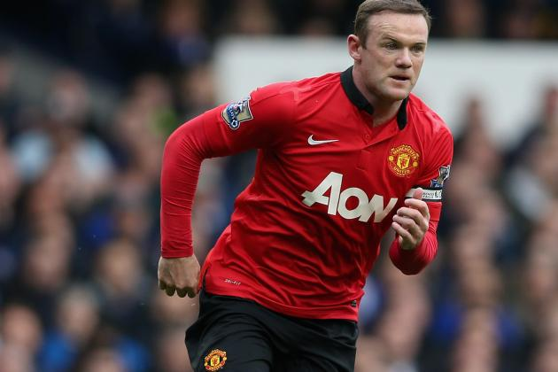 8 Impressive Wayne Rooney Records and Statistics