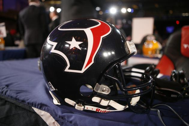 Best Trading Partners for the Houston Texans at No. 1 Overall in 2014 NFL Draft