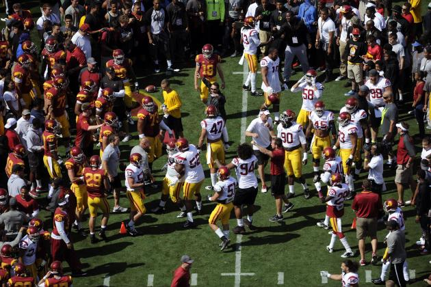 USC Football: Top Performers from the Trojans Spring Game