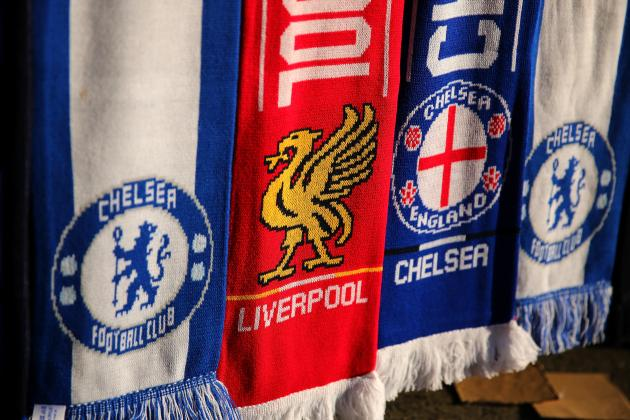 Picking an All-Time Played for Chelsea and Liverpool XI