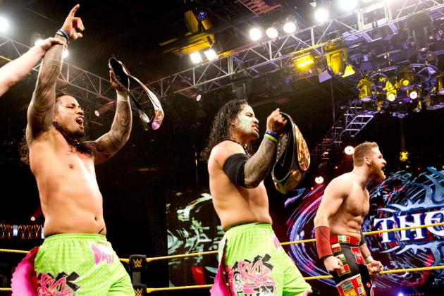 WWE NXT Results: Winners, Grades, Reaction and Highlights from April 24