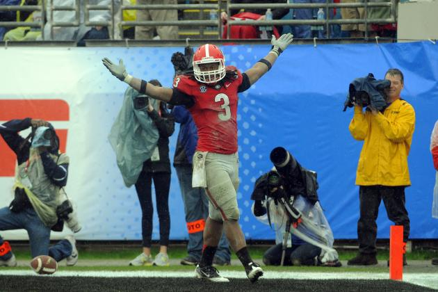 Georgia Football: Analyzing Todd Gurley's Heisman Trophy Chances